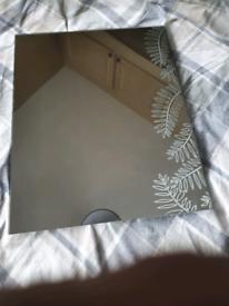 Small Decorative Mirror