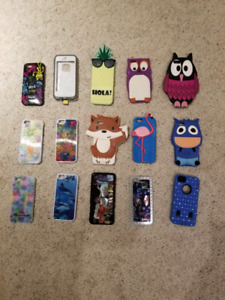 Iphone 5 or 5s phone cases