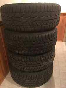 Winter tires for sale - fits Mercedes GL SUV