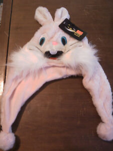 Pink Bunny Hat $12