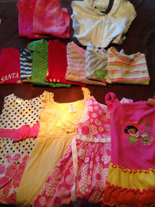 15 Items of Girls Size 3 Clothing for $20