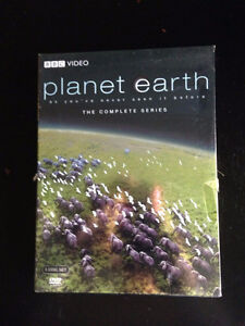 """Planet Earth Complete Series """"still sealed"""""""