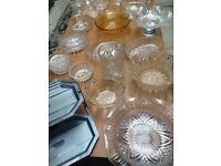 Vintage tea party wedding cake stand table decoration sweet stand job lot