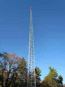 Towers, Wireless Internet, Digital TV,  Amateur Radio Kingston Kingston Area image 4