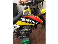 Suzuki drz 400
