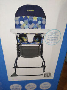 Ordered 2 by accident high chair