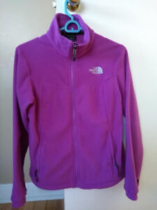 North Face Fleece Sweater Size Small