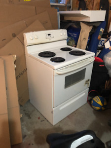 Mint Condition Stove for Sale
