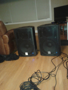 warferdale pro powered speakers made england high end