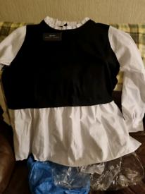 Ladies shirt/jumper new look brand new
