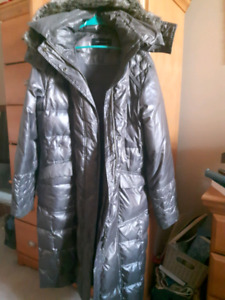 Long parka jacket in great condition