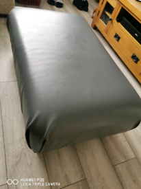 Large foot stool
