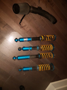 Coilovers lexus air intake