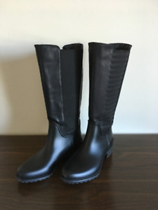 some boots