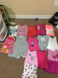 Baby girl clothes Windsor Region Ontario image 1