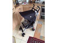 McLaren Pushchair, buggy pram