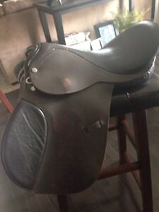 Childrens English Saddle