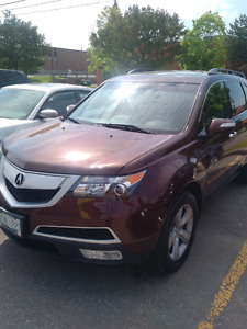 Acura 2010 - 7 passenger AWD fully loaded