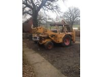 Jcb 3c mk11 digger ideal export