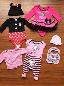 NEW 0-3 Month Outfits!