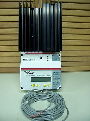 (MorningStar TriStar-30 MPPT 30A Solar CONTROLLER w/ DIGITAL METER & Temp SENSOR)