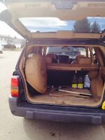 1996 Jeep Grand Cherokee Limited 132,000kms