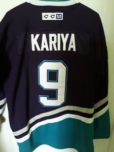 CHANDAIL HOCKEY PAUL KARIYA