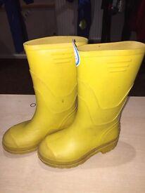 Children's Wellie Boots