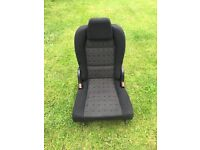 Peugeot 307 SW 3rd row seats