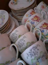 China trios £3 each mothers day/easter