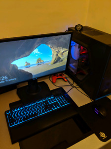 Gaming PC Custom made.
