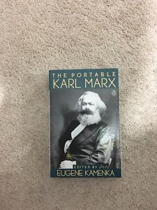Selling Karl Marx The Portable