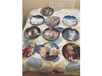 Collectors Cat and Kitten Plates