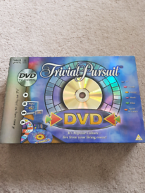 Trivial Pursuit DVD