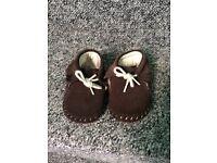 John lewis boys shoes size 12-18 months
