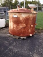 selling used oil tank !!