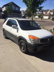 2002 Buick Rendezvous CXL SUV - AS IS