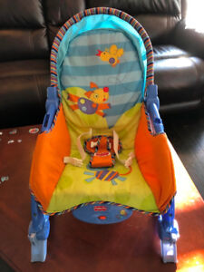 Fisher Price Adjustable Rocking Chair/Seat