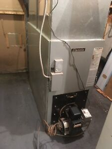 Used forced air furnace