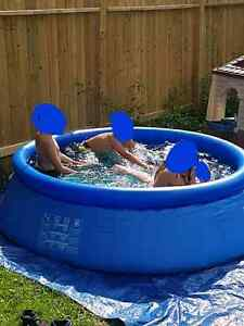 8 foot pool