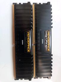 16 GB DDR4 RAM memory