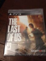 Last of us never opened