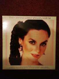 Crystal Gayle 12in Vinyl Album.