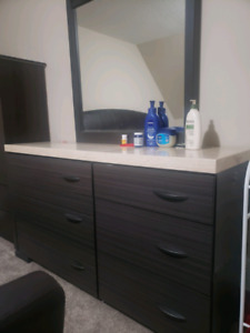 Dresser with mirror today 180.00
