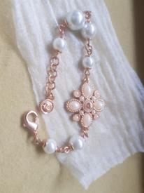 1990s vintage ChaneI costume jewellery bracelet