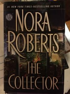 NORA ROBERTS books for sale...