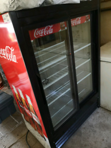 Coke Fridge/ Beer Fridge