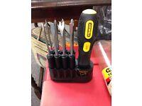 Stanley screwdriver set tool