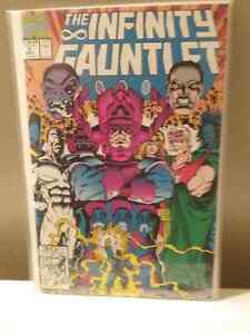 The Infinity Gauntlet #1-6 Marvel 1991 London Ontario image 5