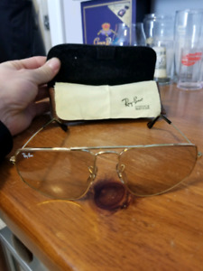 Vintage Raybans (bausch&lomb)